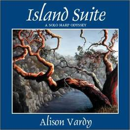 Alison's CD Island Suite with painting by Chris Broadbent