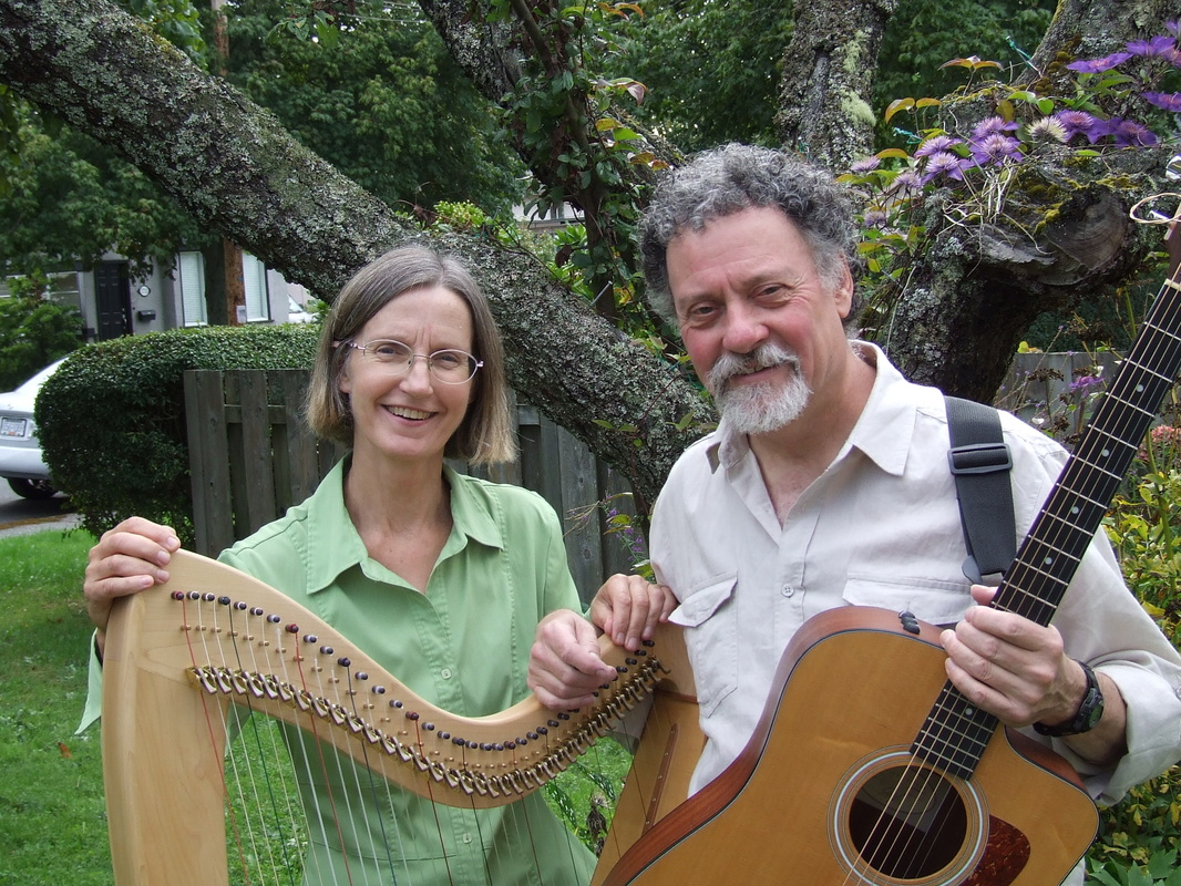 Alison and Patrick Smith of Ptarmigan Music and Theatre Society